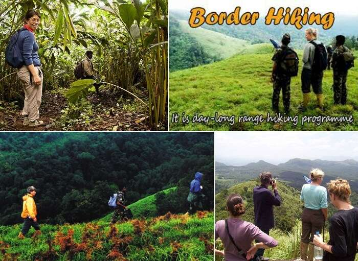 Snaps from the Border Hiking programme in Thekkady