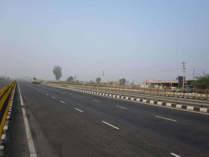 The spooky highway of Rajasthan