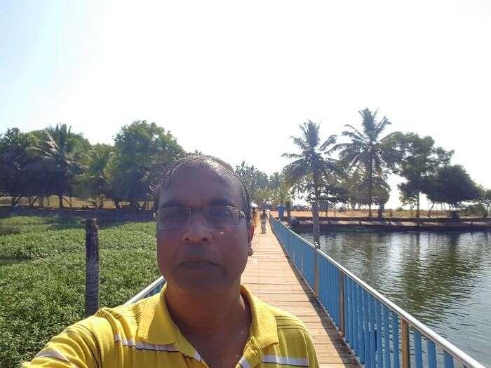 Mohan in Kerala