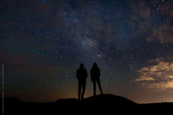 wish upon twinkling stars at Jawaharlal Nehru Planetarium