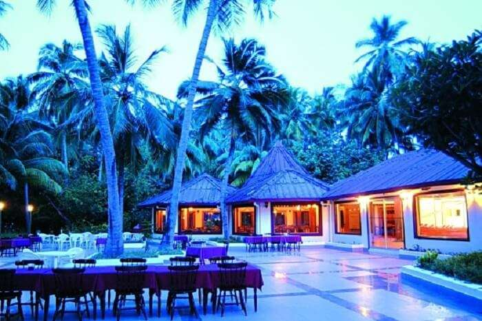 Biyadhoo Island Resort is a famous tourist attraction in Maldives