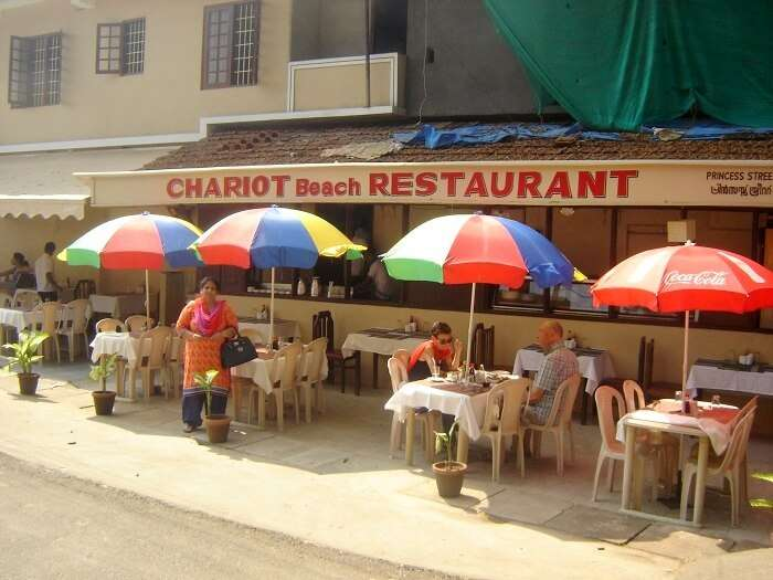 Restaurants in Kerala