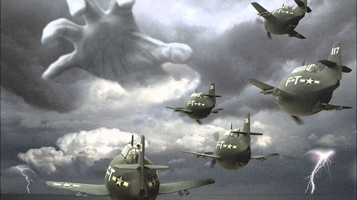 The five avengers of Flight 19 were lost to Bermuda Triangle in 1945