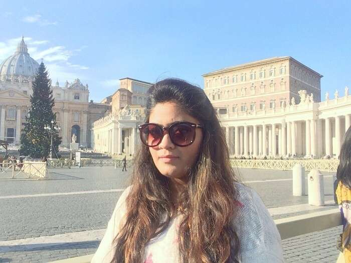 Manvi in Europe