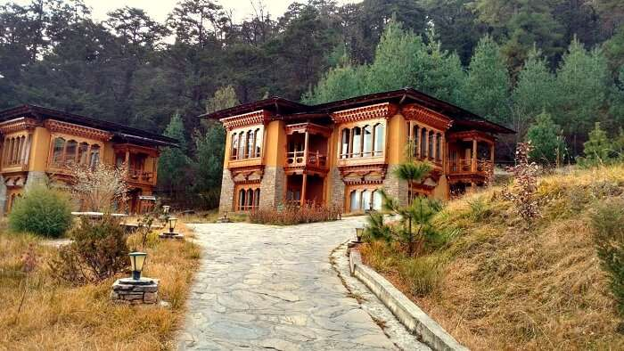 Kichu Resort in Punakha