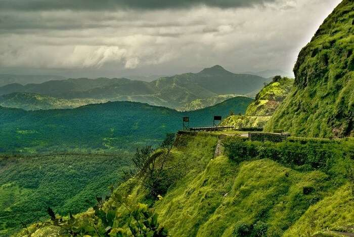 Lonavala is one of the most romantic places near Pune