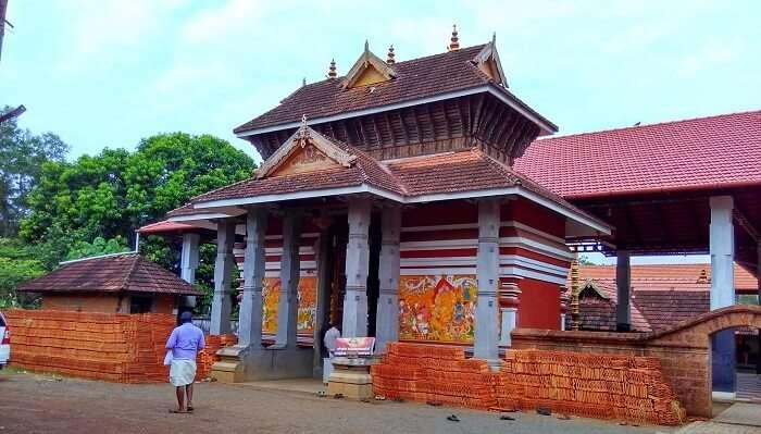 Malliyoor Sri Maha Ganapathi Temple