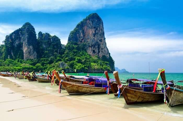 Top amazing places to visit in Krabi