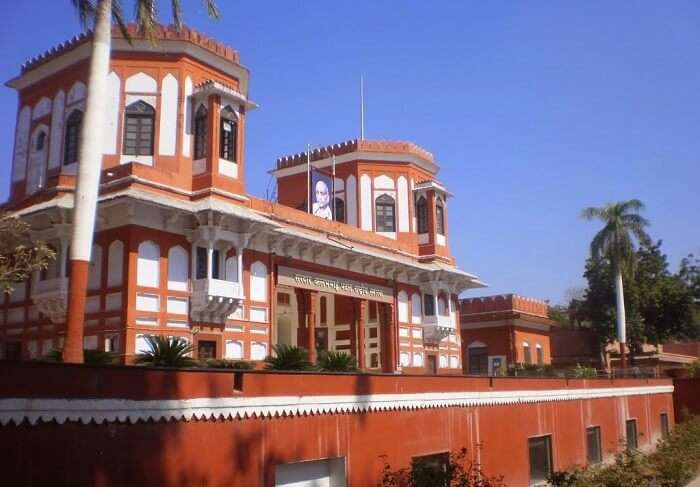 Sardar Vallabhbhai Patel National Museum is one of the most visited tourist places in Ahmedabad