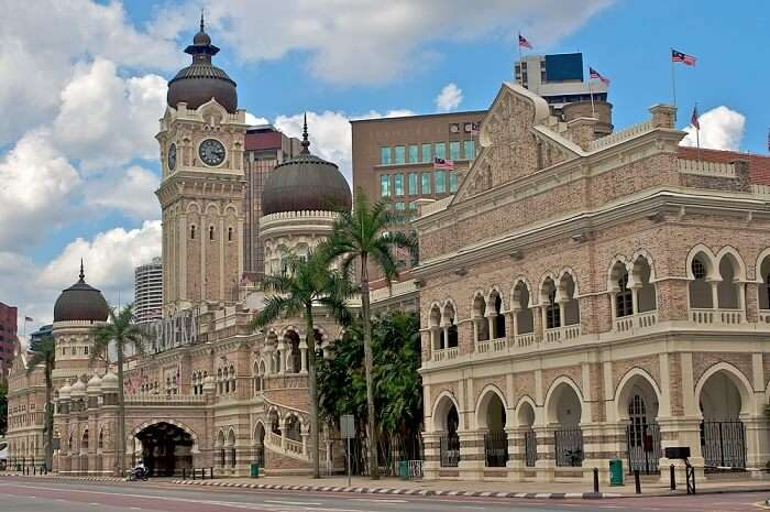 Heritage site of Sultan Abdul Samad Building is one of the best places to visit in Kuala Lumpur