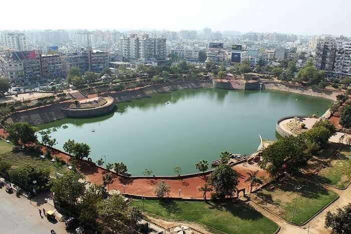 Vastrapur Lake - A man-made beauty in Ahmedabad