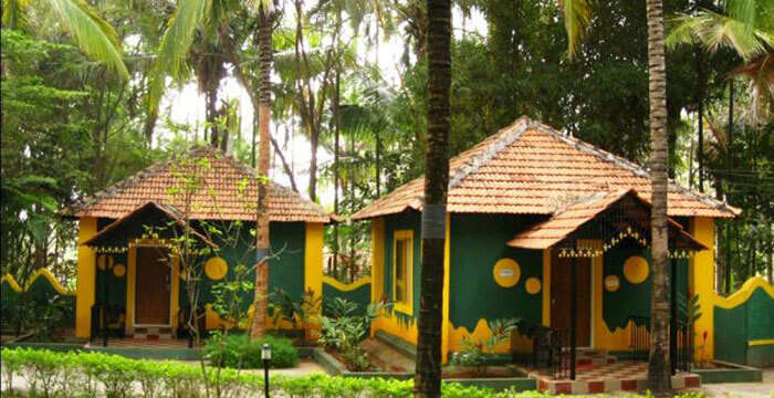 The cultural and adventurous resort in Coorg