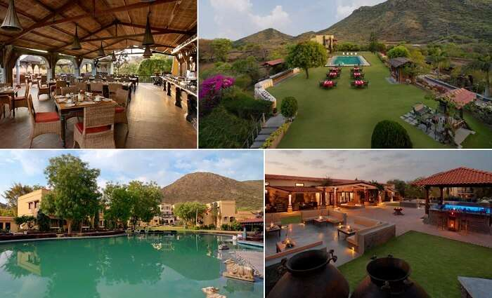 Scenic views of the Royal Retreat Resort and Spa