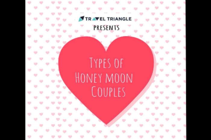 types of honeymoon couples