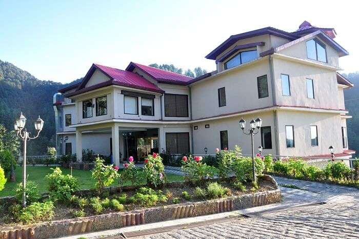 Havens Resort tucked away in mystical Himalayas in Shimla