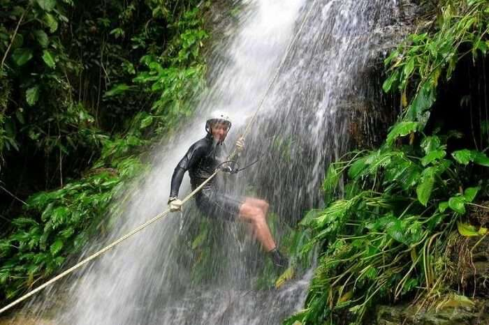 Waterfall Trekking in Rishikesh