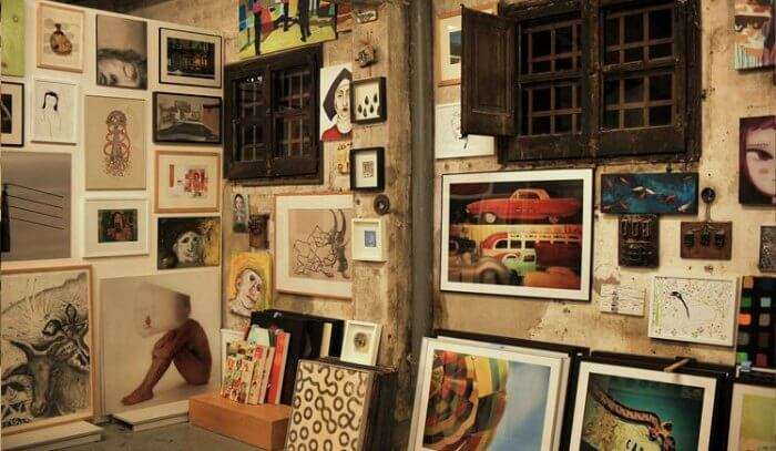Check out the art galleries and museums in Spain