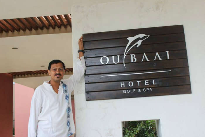 Oubaai Hotel in South Africa