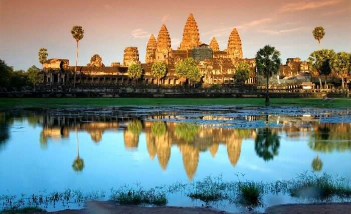Indulge in the various things to do in Cambodia
