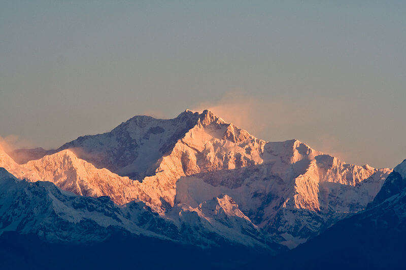 Kanchenjunga_India