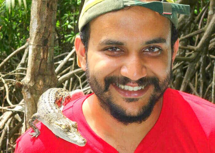 Crocodiles in Sri Lanka