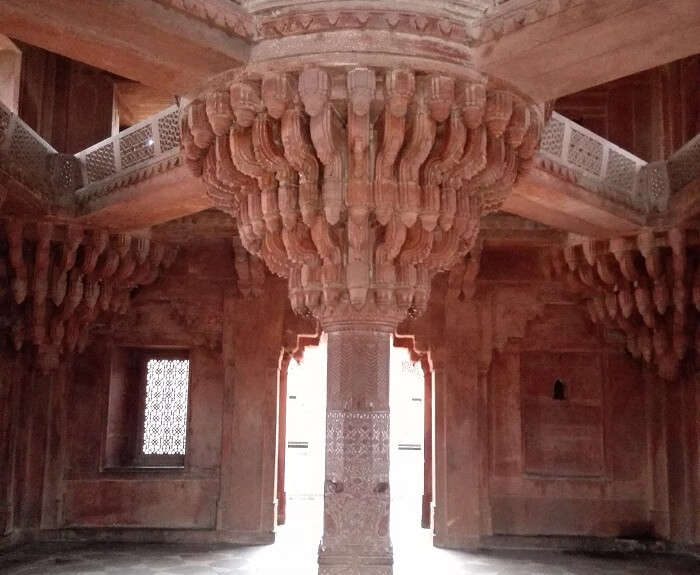 Beauty of Fatehpur Sikri