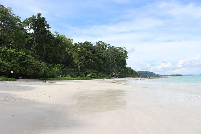 Beaches on Havelock Island