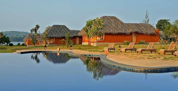 Orange County Resort at Kabini - one of the best tourist places in Karnataka