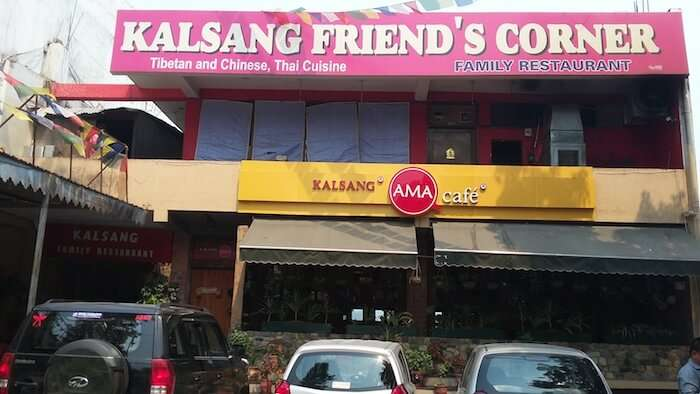 Kalsang Friend's Corner in Dehradun