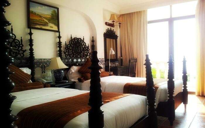 Pousada De Coloane is your home away from home, and one of the best affordable hotels in Macau