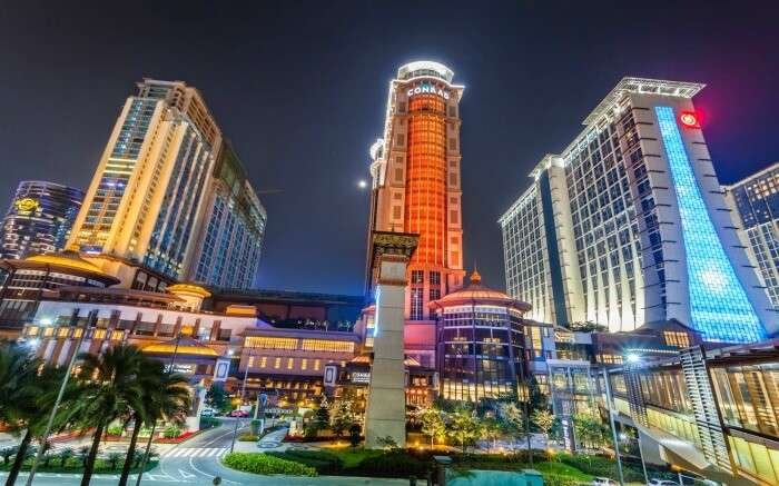 Macau Casino List