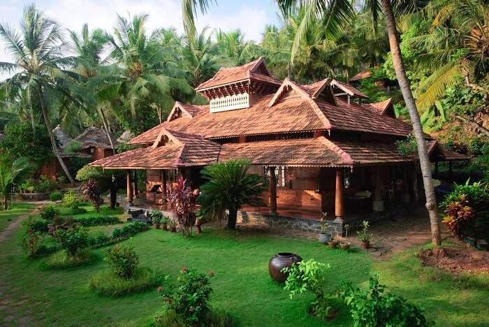 Somatheeram Health Resort in Kovalam - World's first Ayurvedic Resort
