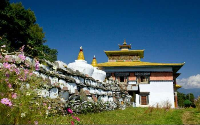Out of many pelling sightseeing places, Tashiding Monastery has its own charm