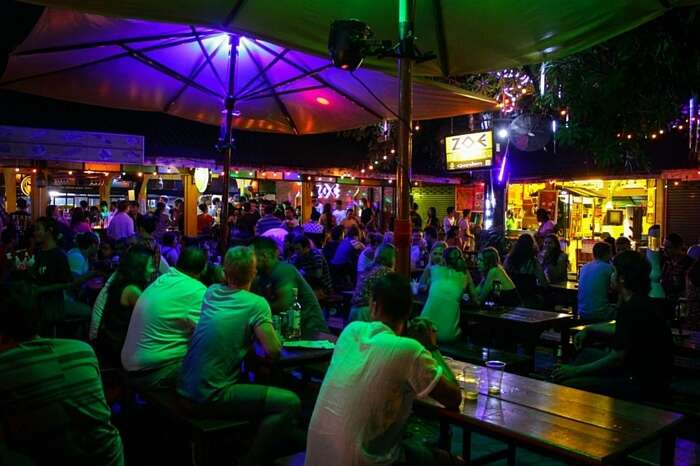 Don't forget to live the exciting nightlife of Krabi