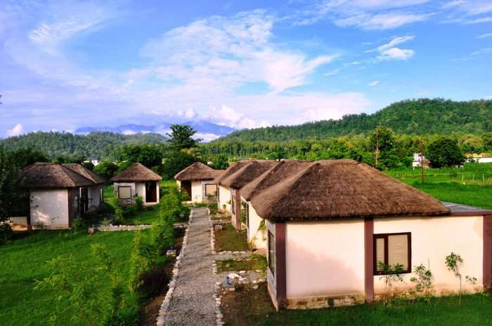 Corbett Machaan Resort