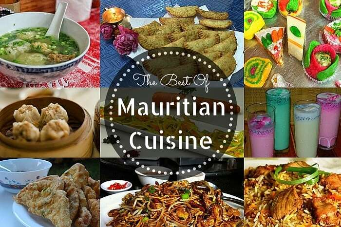 The best dishes of the Mauritian cuisine