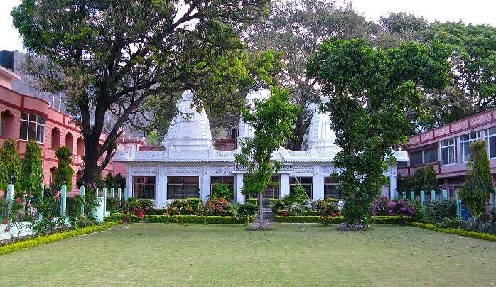 Parmath Ashram in Rishikesh