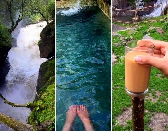 Experiencing serenity in Kasol