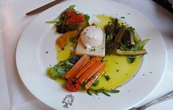 Savoring Cuisine in Venice