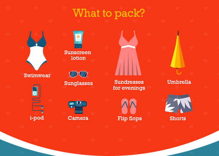 Tips on what to pack for Mauritius