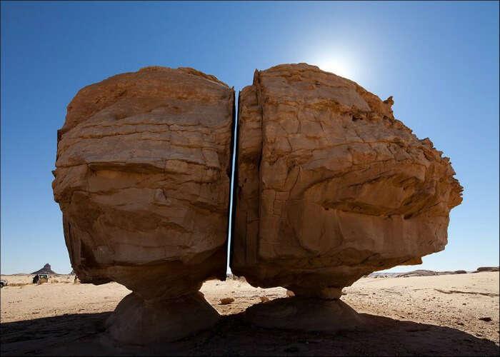 Beautiful wonder of Saudi Arabia