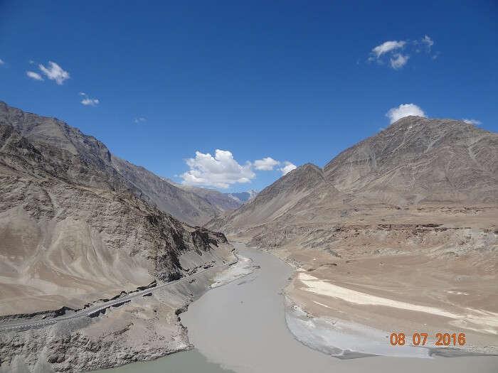 En Route Kargil