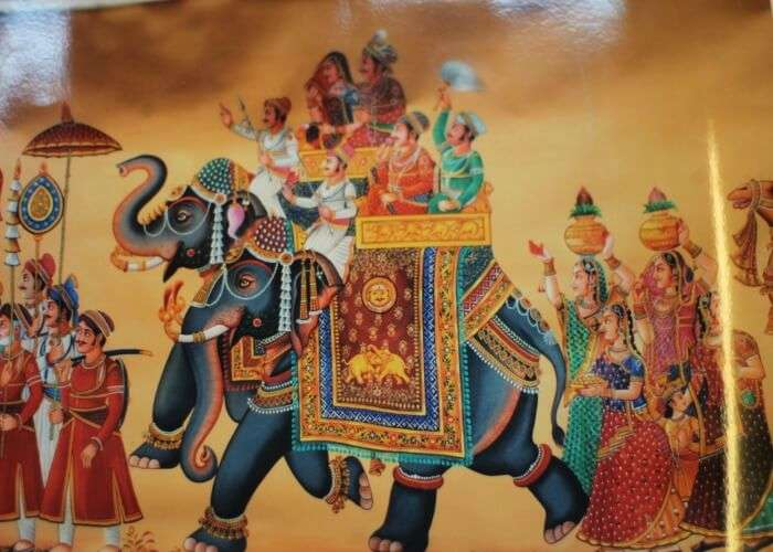 Shop for beautiful handicrafts in Rajasthan