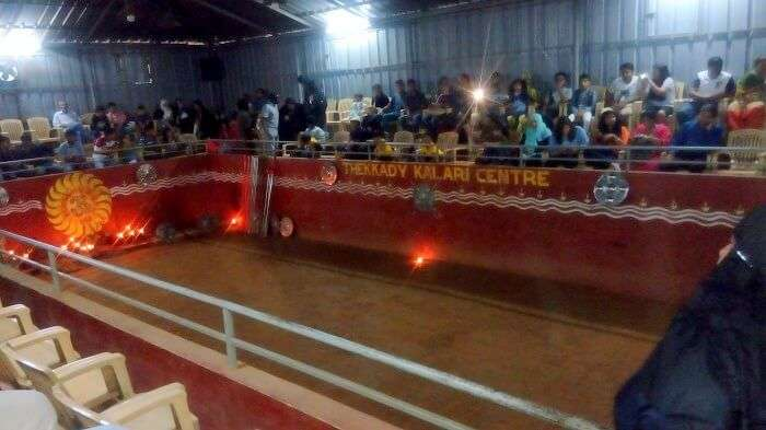 Experiencing the famous shows of Kerala