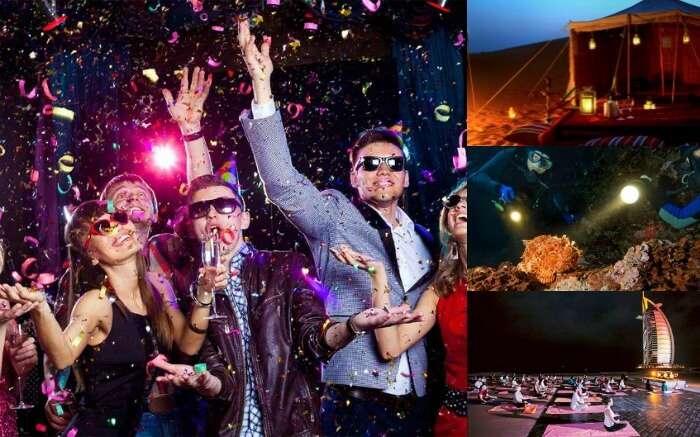 Different ways you can enjoy nightlife in Dubai