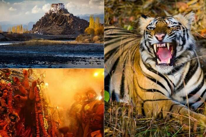 Top 20 Places To Visit In October In India On A Trip In 2019