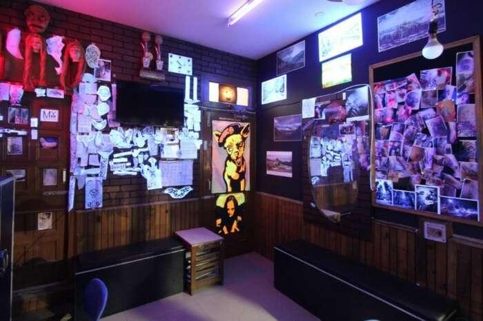 Voodoo Tattoo studio in Manali