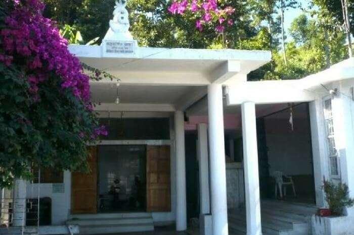 Kali Mandir- Kalimpong
