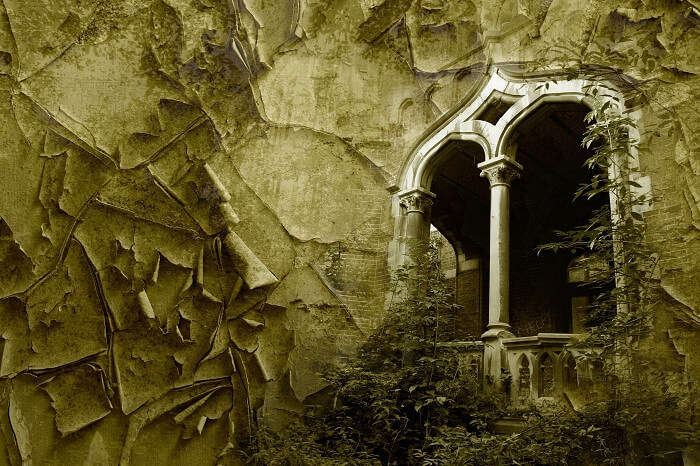 One of the haunted looking abandoned place in the world