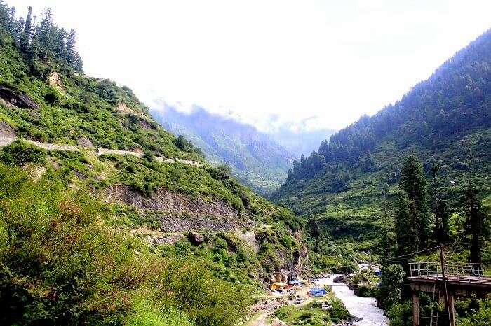 Beautiful land of Kasol